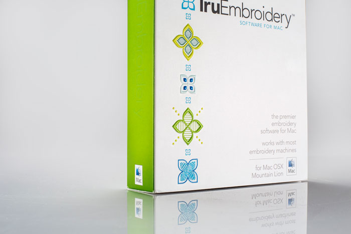 Software boxes custom embossing  82654