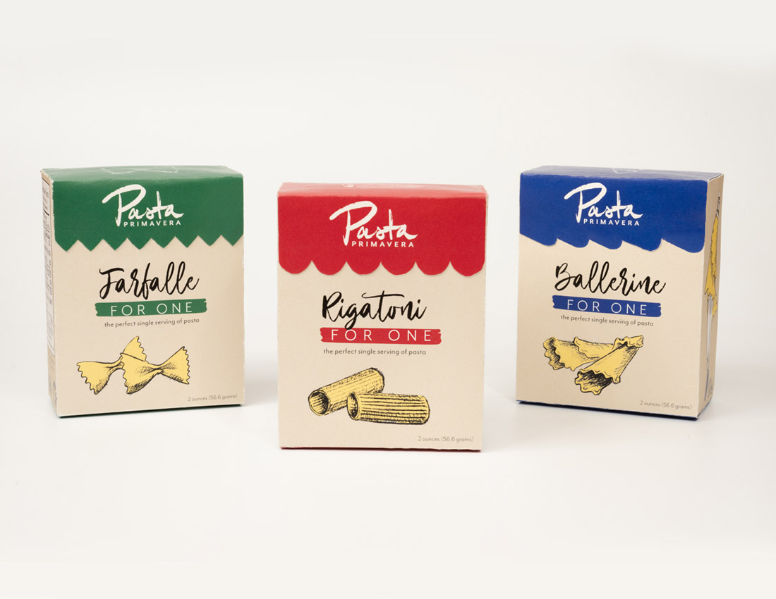 custom pasta packaging boxes supplier  86105