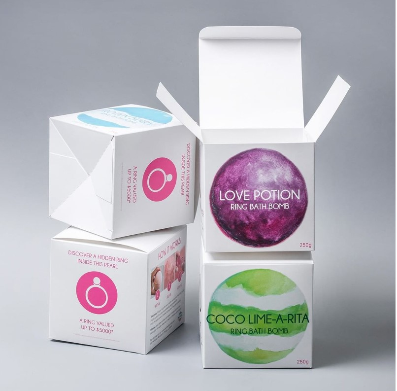 Custom Personal Care Products Boxes