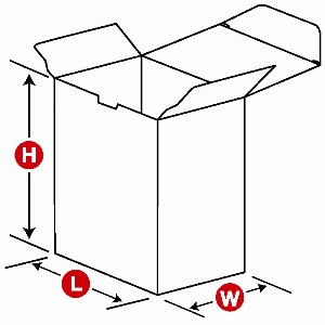 how to measure box  53189